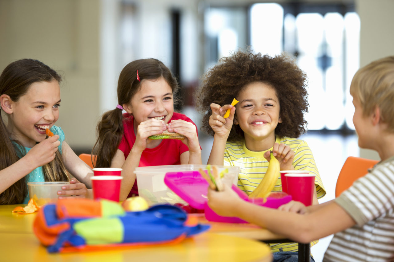 Brown Bag Or Hot Lunch? – Eating Healthy At School